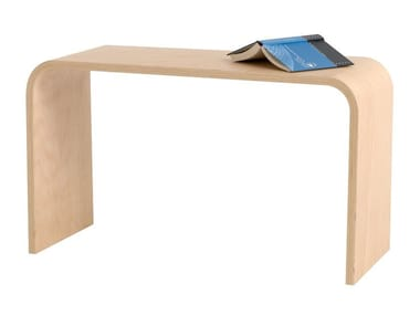 Beech bench SIT | Contemporary style bench