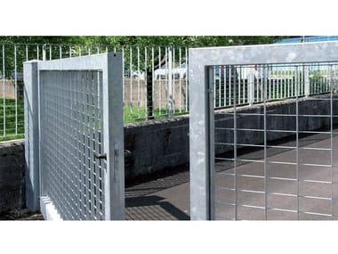 Swing gate Two wing gate