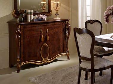 Madia in legno in stile classico con ante a battente DONATELLO | Madia