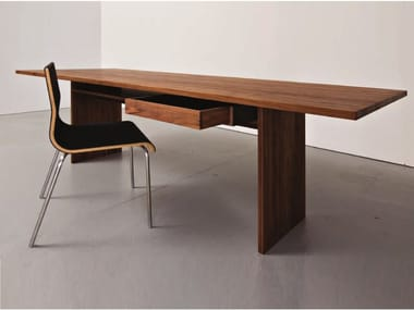 Wooden table / writing desk AREAL