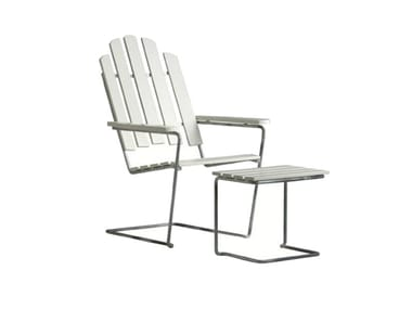 Cantilever garden easy chair A3 | Cantilever easy chair
