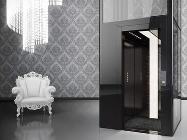 House lift DomusLift MADE WITH SWAROVSKI® ELEMENTS