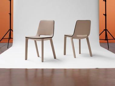 Upholstered chair KAMAR