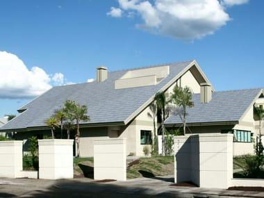 Aluminium roof shingle PRESTIGE ULTIMETAL