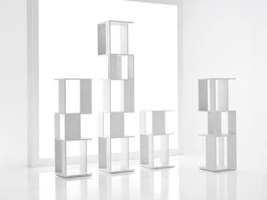 Open bookcase CUBIC