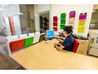 Desk tray organizer INUNO | Desk tray organizer