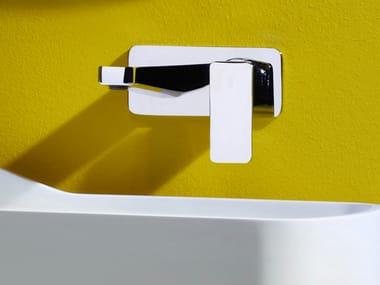 Wall-mounted washbasin mixer JINGLE | Wall-mounted washbasin mixer