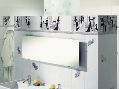 Ceramic wall tiles MADAMA BUTTERFLY