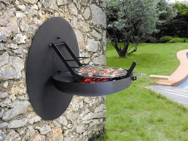 Activated charcoal stainless steel barbecue SIGMAFOCUS