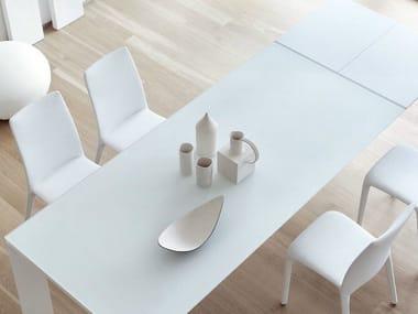 Extending rectangular table TWICE
