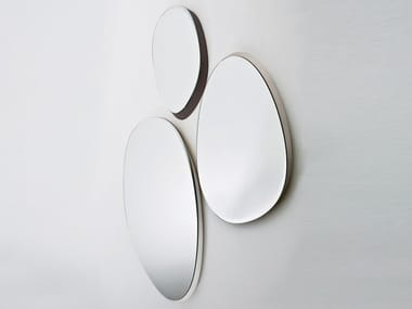 Oval wall-mounted mirror ZEISS MIRROR