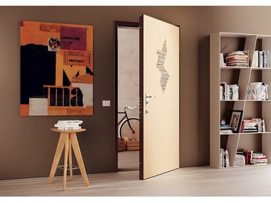 Safety door YOUNG By DiBi Porte Blindate