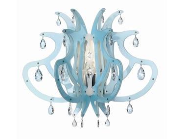 Opalflex® and Cristalflex® Wall lamp MEDUSA | Wall lamp