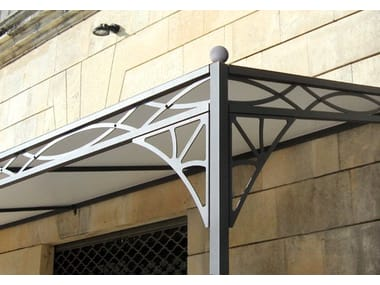 Steel canopy Door canopy