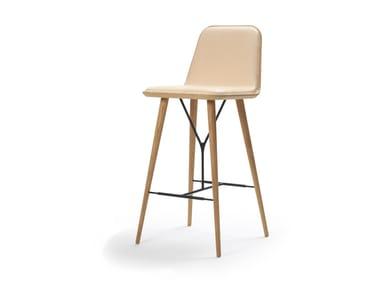 Spine sgabello da bar by fredericia furniture design space