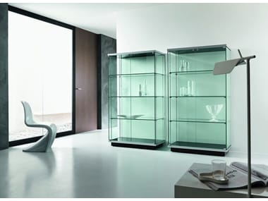Glass display cabinet BROADWAY | Display cabinet