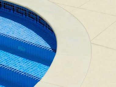 Concrete Pool edging GARONNE
