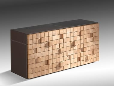 Chestnut chest of drawers EKO | Chest of drawers