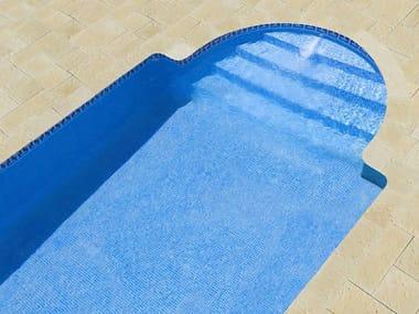 Stone Pool edging DORDOGNE | Pool edging