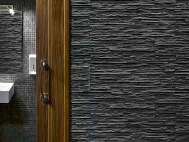 Indoor/outdoor 3D Wall Cladding ARAN