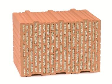 Loadbearing clay block UNIPOR WS10CORISO