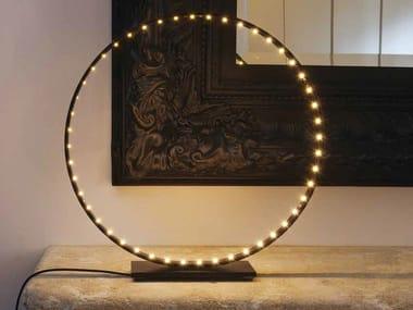 Lampada da tavolo a LED a luce diretta e indiretta MICRO