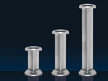 LED aluminium bollard light for Public Areas TRILIGHT
