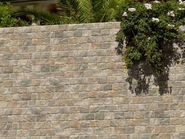 Porcelain stoneware wall tiles / outdoor floor tiles DUKKAN