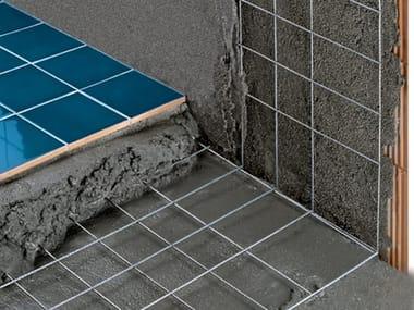Mesh for base layer for flooring PAVITEC PRO
