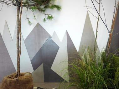 Ecological porcelain stoneware wall/floor tiles FOKOS