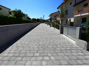 Pavimento Esterno Cemento : Pavimenti per esterni in cemento effetto pietra archiproducts