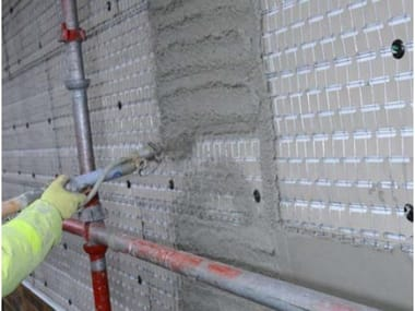 Mesh and reinforcement for plaster and skimming STUCANET®