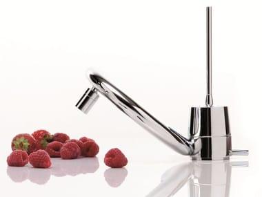 Single handle bidet mixer PAOLO E FRANCESCA | Bidet mixer