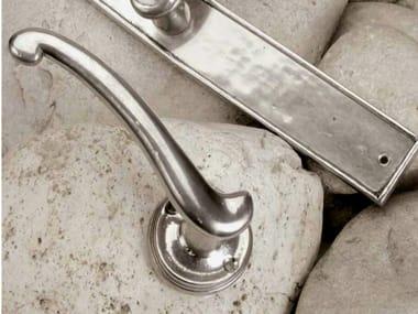 Classic style bronze door handle GOTICA