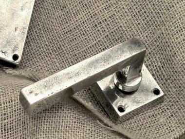Classic style door handle QUADRA | Door handle
