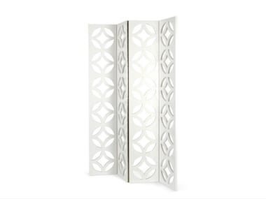 Wooden Screen JAY | Folding Screen
