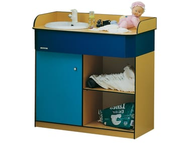 HPL changing table MILLEPIEDI | Changing table