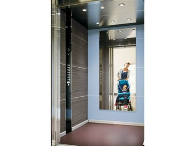 Machine Room-Less lift MONOSPACE® 500