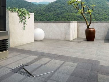 Porcelain Stoneware Outdoor Floor Tiles OUT 20