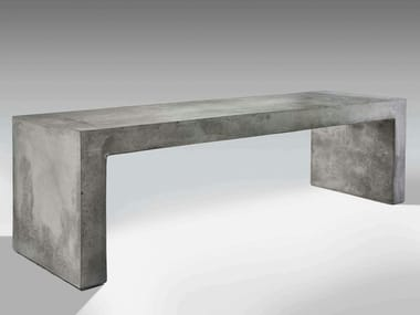 Cement Bench with Integrated Lighting PANCA