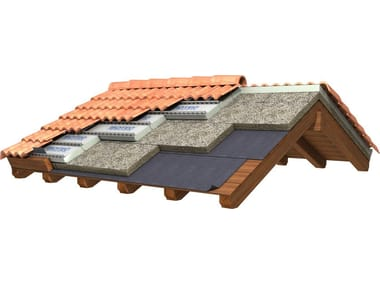 Ventilated roof system CELENIT | Ventilated roof system