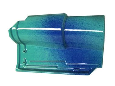 Enameled roof tile T 500 STARLIGHT