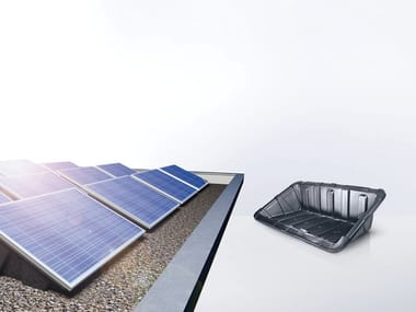 Support for photovoltaic system ConSole