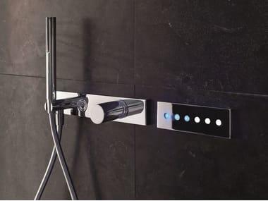 Miscelatore per doccia elettronico con deviatore ACQUA ZONE DREAM   Miscelatore per doccia con deviatore