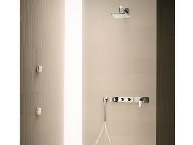 Rubinetto per doccia con doccetta LEVANTE | Miscelatore per doccia con doccetta