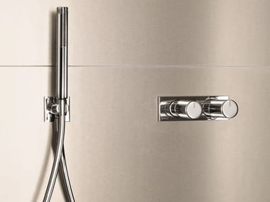 Thermostatic shower/bathtub mixer with diverter MILANO - D185A/E685B