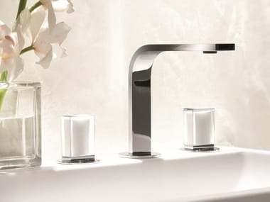 3 hole countertop washbasin tap VENEZIA IN | Countertop washbasin tap