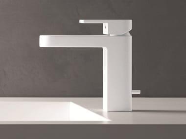 Countertop 1 hole washbasin mixer MARE | Painted-finish washbasin mixer