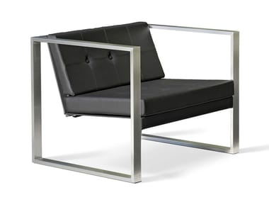 Garden Batyline® easy chair POLTRONA LOUNGE