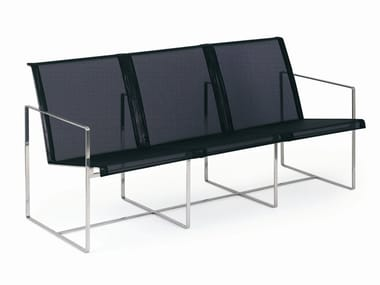 Batyline® garden sofa POLTRONA TRES